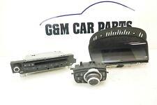 BMW E60 E61 E63 LCI 04-10 Sat Nav Schermo STEREO CD PLAYER pulsante Set I DRIVE KIT