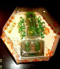 Hex Bugs new remote control battery op Green insect hex toy drives tumbles spins