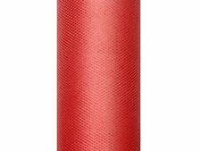 Tüll Rolle Rot 30cm X 9m