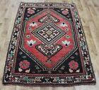 ANTIQUE PERSIAN SHIRAZ  QASHQAI RUG 160 x 110 cm