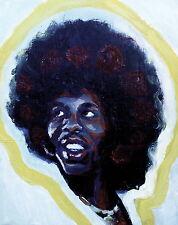TOP 100 MUSIC Berry van Boekel oil painting contemporary SLY STONE