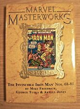Marvel Masterworks Iron Man vol 10 variant vol 240 new and sealed