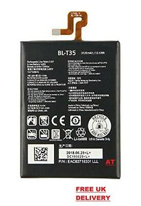 NEW Replacement Battery for Google Pixel 2 XL BL-T35 3520mAh (UK STOCK)