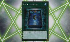 Book of Moon NKRT-EN027 Platinum Rare Limited Edition YuGiOh Card Mint