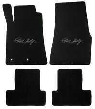 Mustang Carpet Floor Mats w/Shelby Signature Logo 2011-2012 Coupe & Convertible