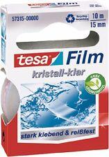 Tesa tesafilm Ersatzrolle kristall-klar 57315, 10m x 15mm