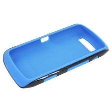 Genuine Blackberry Torch (9860,9850) Premium Skin (Blue), Shell (Black)