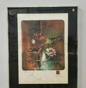 Hoi Lebadang MCM French LTD Artwork signed 43 0f 200
