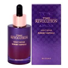 MISSHA Time Revolution Night Repair Borabit Ampoule Wrinkle Care Brightening