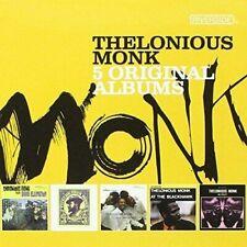 Thelonious Monk - 5 Original Albums CD Concord Records