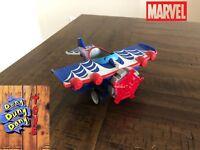 Playskool Heroes Marvel Super Hero Adventures Spiderman Stunt Plane