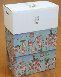 BEARBRICK 400% & 100% Figure Kuniyoshi Utagawa Goldfish Medicom Toy
