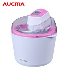 AUCMA Gelato Maker Electric Yogurt Dessert Machine Ice Cream Maker Sorbet Maker