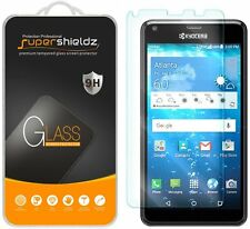 3X Supershieldz for Kyocera Hydro Shore Tempered Glass Screen Protector Saver