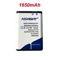 Battery 1650mah For Samsung Gt-b2710 Xcover Compatible 1301mah-1800mah Rohs Bat