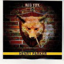 (EN321) Henry Parker, Red Fox - 2013 DJ CD
