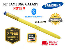 OEM For Samsung Galaxy Note 9 S Pen With Bluetooth Original Replacement YELLOW