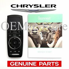 2017 2018 Chrysler Pacifica Rear Seat Uconnect DVD Theater Remote Control NEW