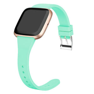 For Fitbit Versa Band 1/2/Lite Silicone Strap Wristband Comfortable Sports Bands