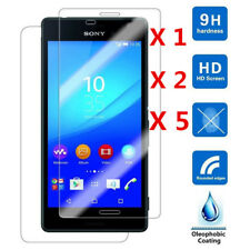 For Sony Xperia X Compact XA XA1 Ultra Plus Tempered Glass Screen Protector Film