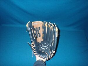 "Nike Keystone KDR-1300 13"" RHT Leather Softball Glove, Excellent Condition"