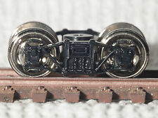 RCR - MDC ROUNDHOUSE HO TRUCKS - ARCHBAR with 33in WHEELS 4 PAIR, special order