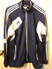 Men's Adidas Full Zip Jacket - Size Large