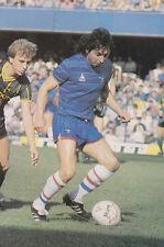 Football photo > Mickey Thomas Chelsea 1984-85