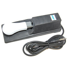 HQRP Sustain Pedal for Casio CTK-451 CTK-471 CTK-481 CTK-491 CTK-496 CTK-571
