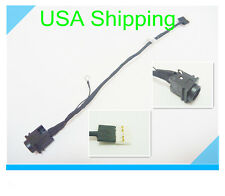DC power jack port in cable harness for SONY VPCEL1E1R VPCEL2S1E/B VPCEL2S1E/W