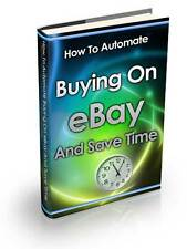 How to search eBay automatically with automated eBay Search Alerts