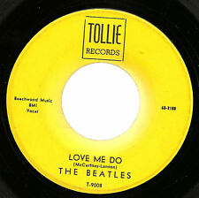 Beatles Love Me Do / P.S. I Love You USA 45 With Out Picture Sleeve Tollie 1964