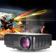 3500 Lumens LED Projector Home Theater USB TV 3D HD Business VGA/HDMI