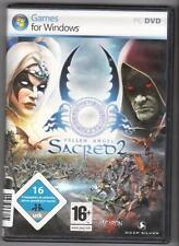 Sacred 2 Fallen Angel Rollenspiele Helden Magie PC Spiel
