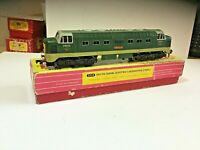 HORNBY DUBLO 2 rail 2234 Class 55 Deltic D9012 CREPELLO, metal bogies - boxed