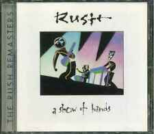"RUSH ""A Show Of Hands"" CD-Album"