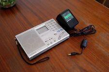 Sony Weltempfänger ICF-SW7600GR PLL World Receiver Radio Netzteil