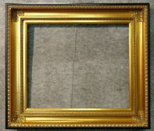 "4.25"" fancy Gold Ornate kinkade Oil Painting Wood Picture Frame 650G 11""x14"""