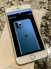Nice Apple iPhone 8 Plus 256GB Gold A1897 AT&T Excellent ConditionOriginal Box
