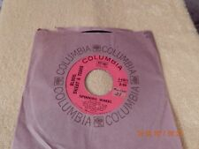 Blood Sweat & Tears: Spinning Wheel / More And More / 45/ Columbia 44871