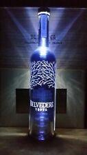 VODKA Belvedere Silver Sabre LUMINOUS Limited Edition MAGNUM 1,75l 40% vol.
