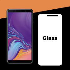 Tempered Glass 2,5D 9H Panzerglas Schutzglas 0,33mm für Samsung Galaxy A7 2018