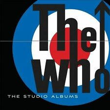 The  Studio Albums by The Who (Vinyl, Nov-2012, 14 Discs, Geffen)