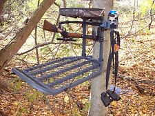 Tree Stand Gun Holder (End Mount) | High Point Treestand Accessories