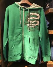 Universal Studios Wizarding World of Harry Potter Slytherin Hoodie Small New