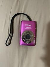 Canon PowerShot ELPH 100 HS / IXUS 115 HS 12.1MP Digital Camera - Silver