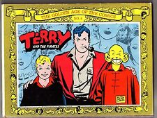 TERRY AND THE PIRATES Golden Age #4 Newspaper Comics 1934-35 Milton Caniff HC