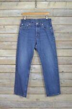 Jeans da uomo tagliamo classici , dritti blu Taglia 32