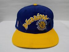 VTG RARE Logo Golden State Warriors Sports Specialties Script Fitted 7 3/8