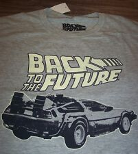 BACK TO THE FUTURE DELOREAN T-Shirt MEDIUM NEW w/ TAG